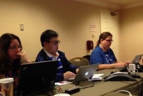 EAGLE实验室赴美参加2014 W3C TPAC国际会议