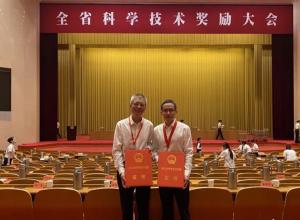 EAGLE实验室卜佳俊教授团队荣获省科技进步一等奖